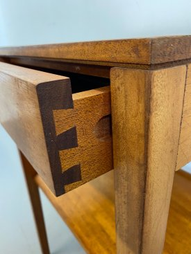 1960's 'Ministry' Bedside Tables