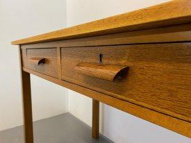 1950's Oak Ministry Desk