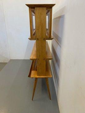 1950s Beech Room Divider