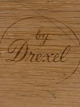 Drexel Large Walnut Chest